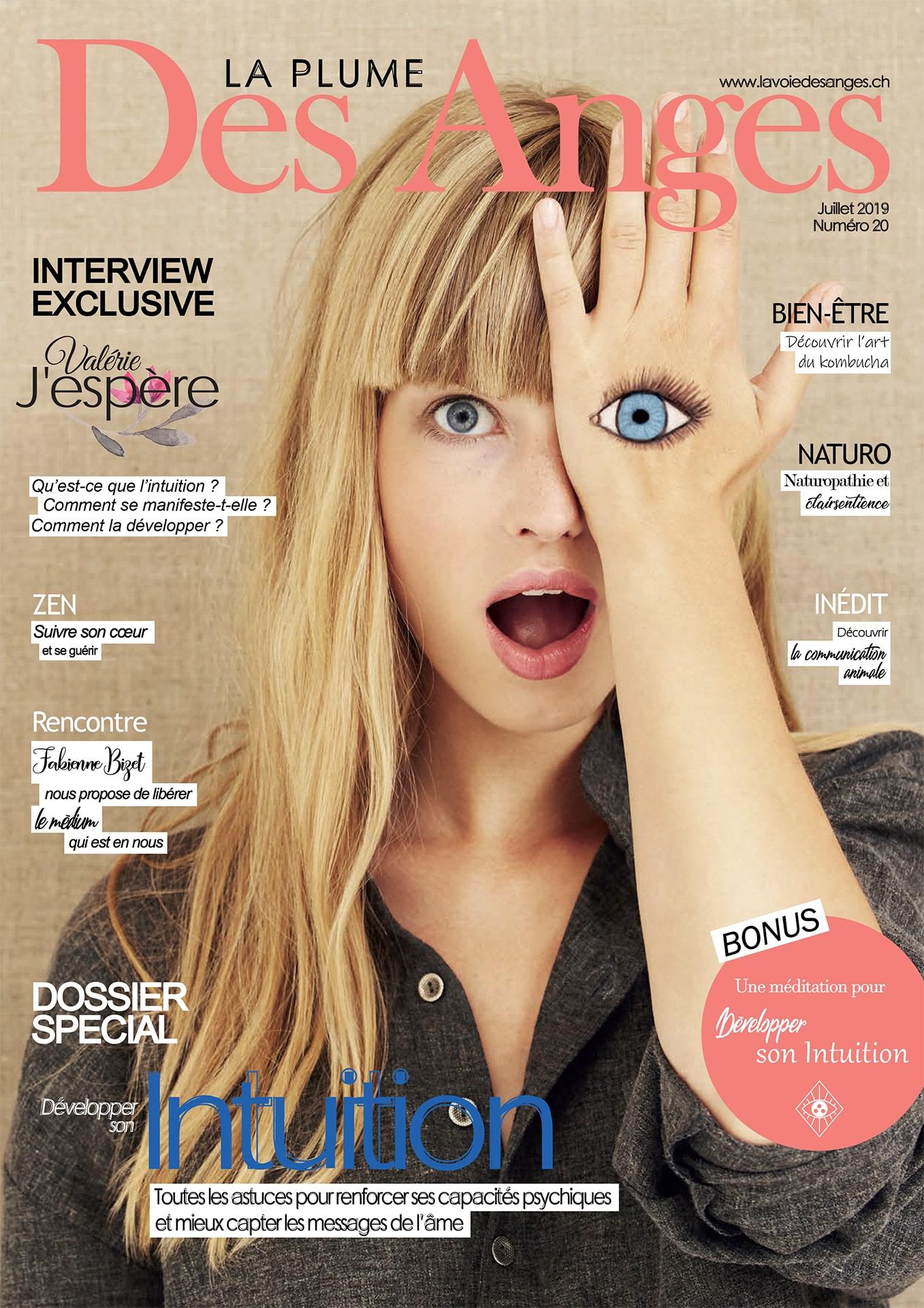 Blog Lifestyle - Le Magazine La Voie des Anges - Suivre sa Joie - Saskia Parein