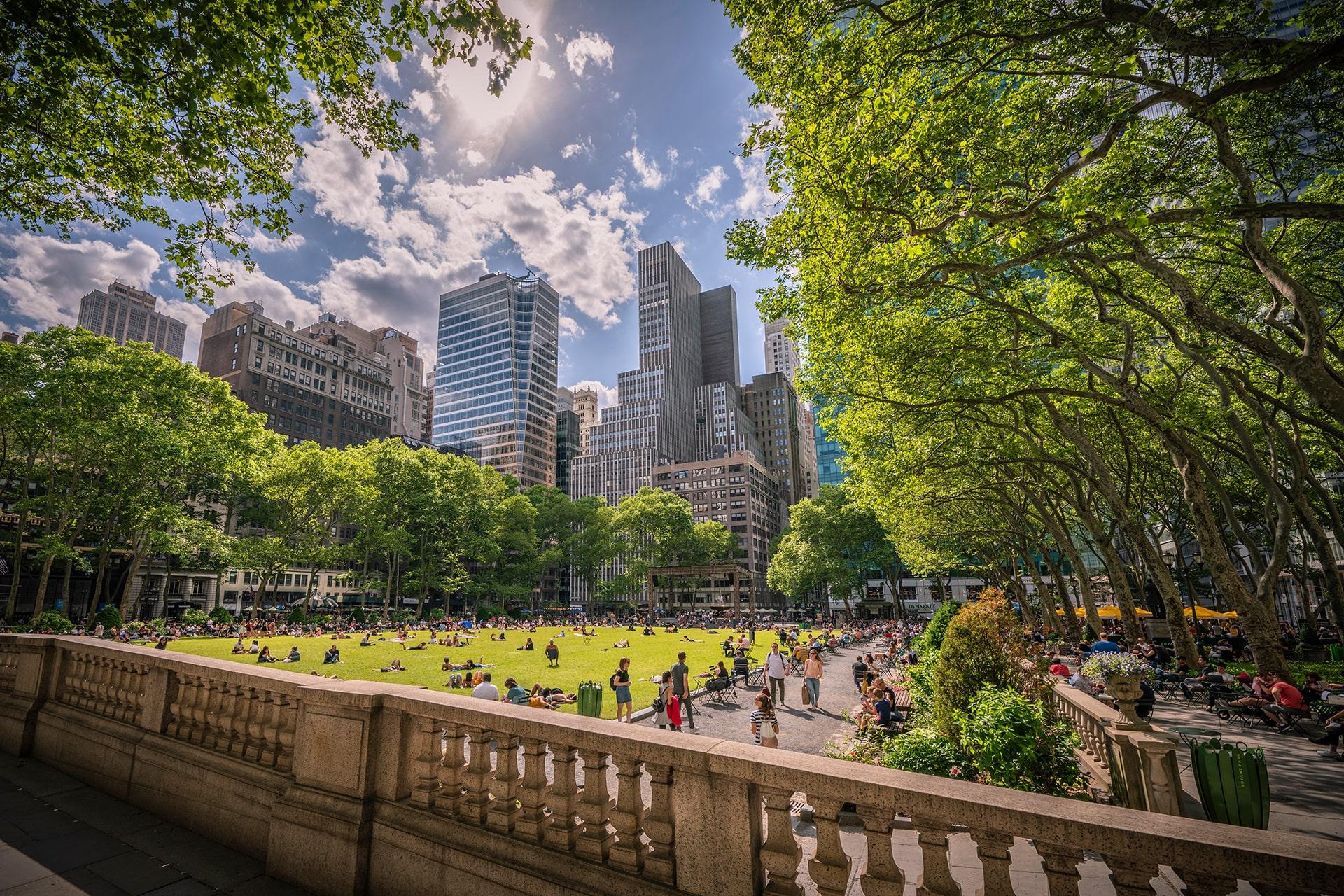 Blog Lifestyle - La nature au coeur de New York - Suivre sa Joie - Saskia Parein