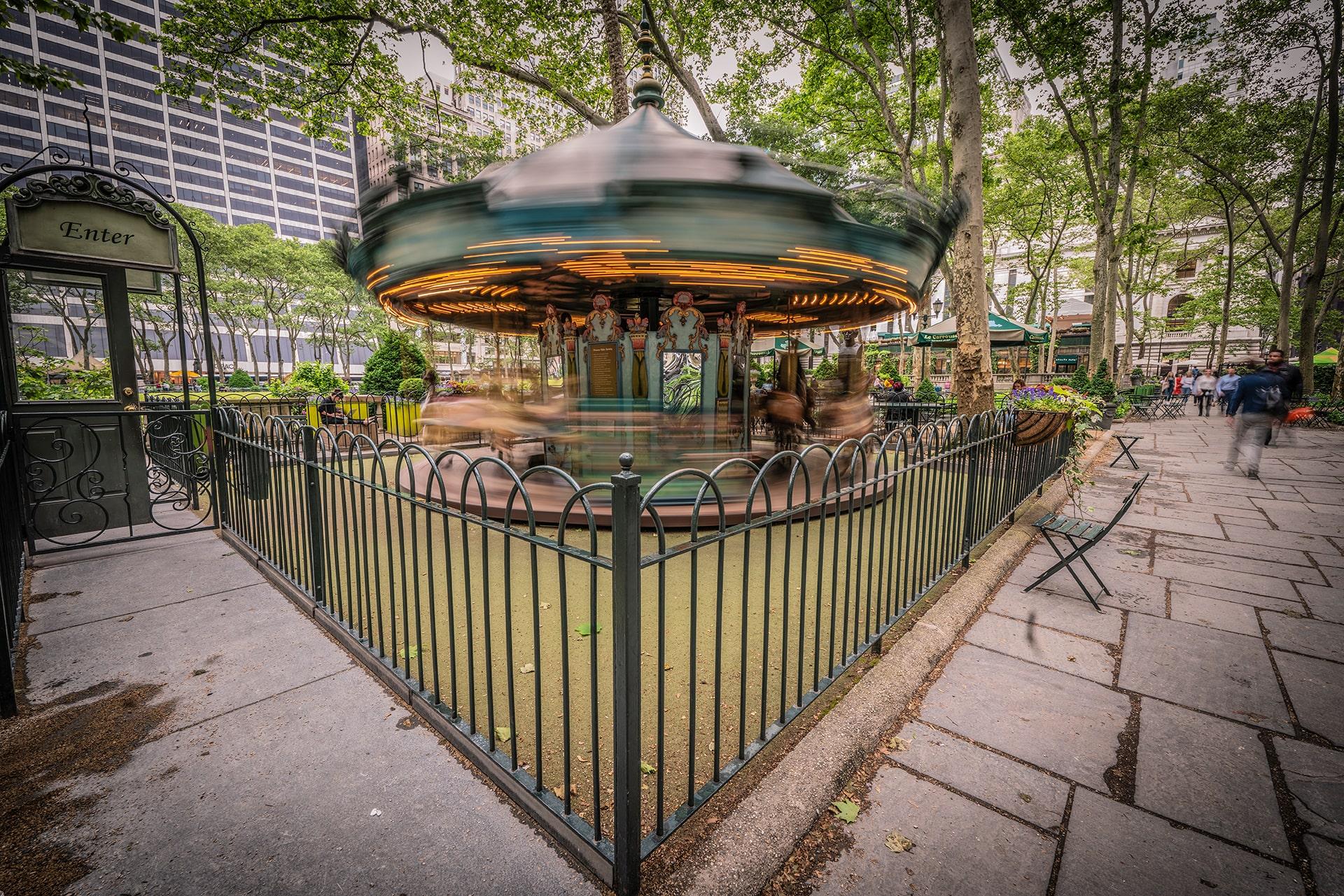 Blog Lifestyle - Un petit tour de manège à Central Park ? - Suivre sa Joie - Saskia Parein