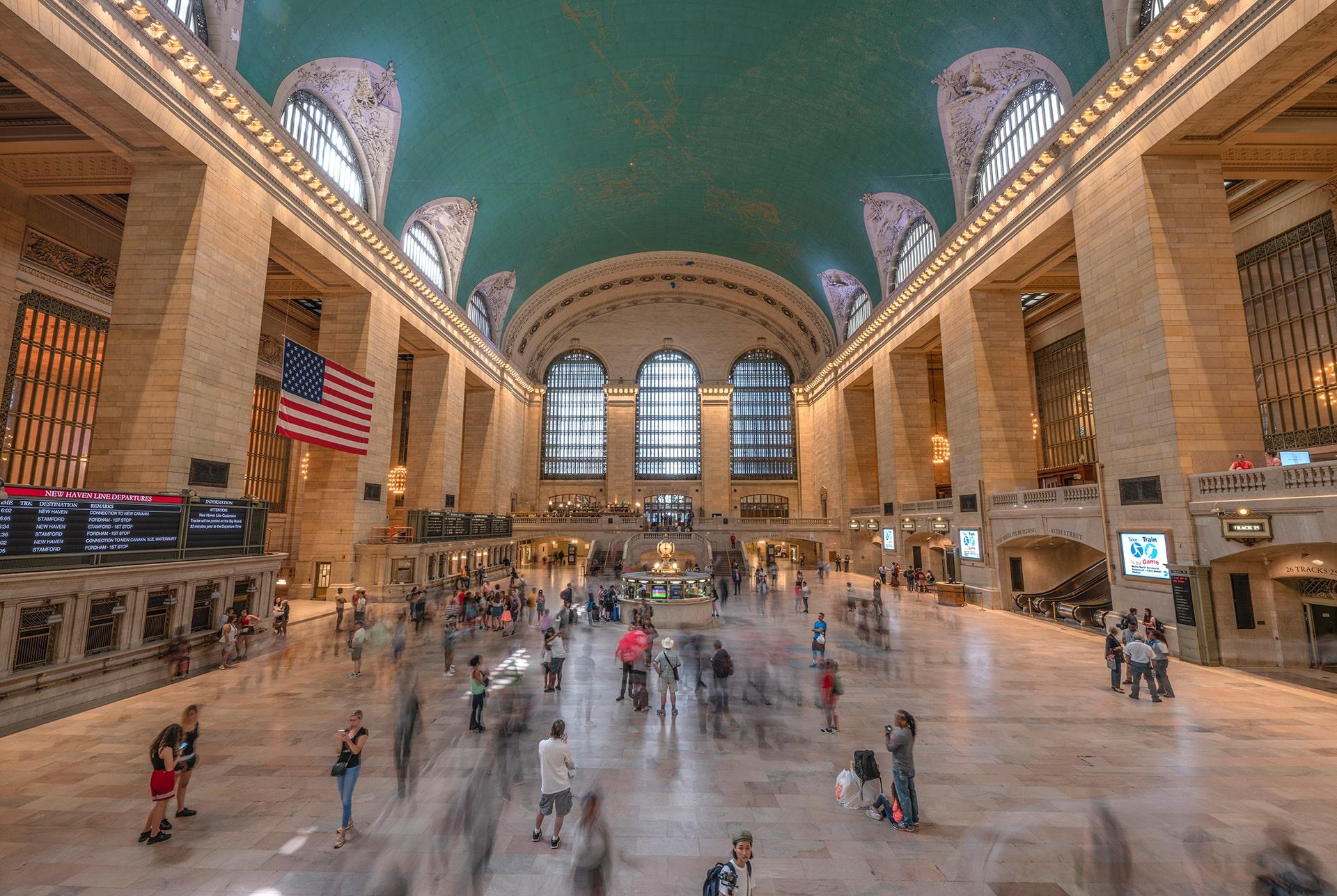 Blog Lifestyle - La Gare Grand Central de New York - Suivre sa Joie - Saskia Parein