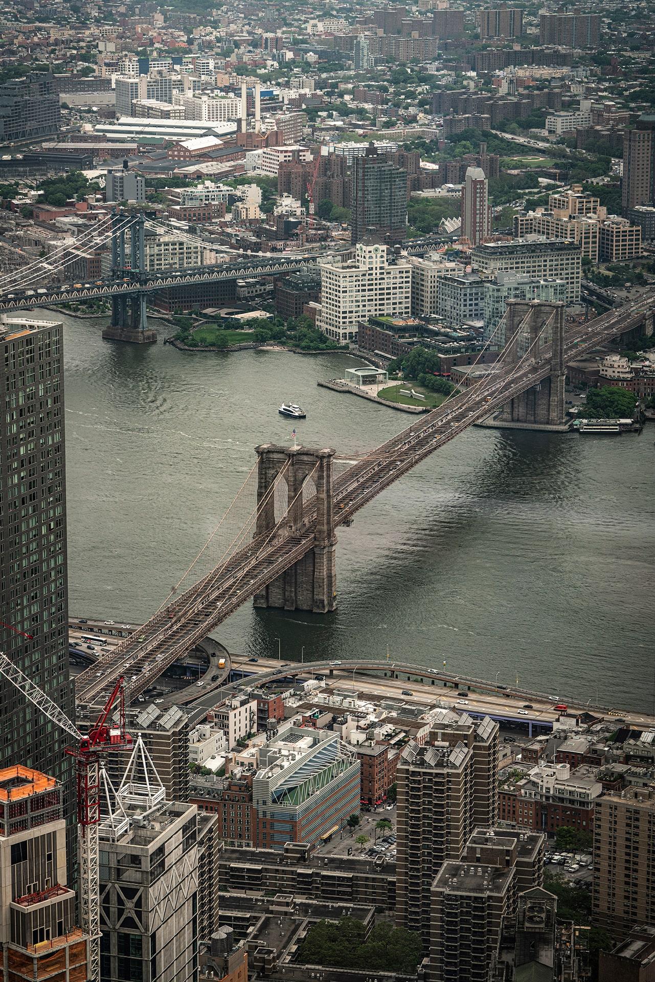 Blog Lifestyle - Pont de Brooklyn, New York - Suivre sa Joie - Saskia Parein