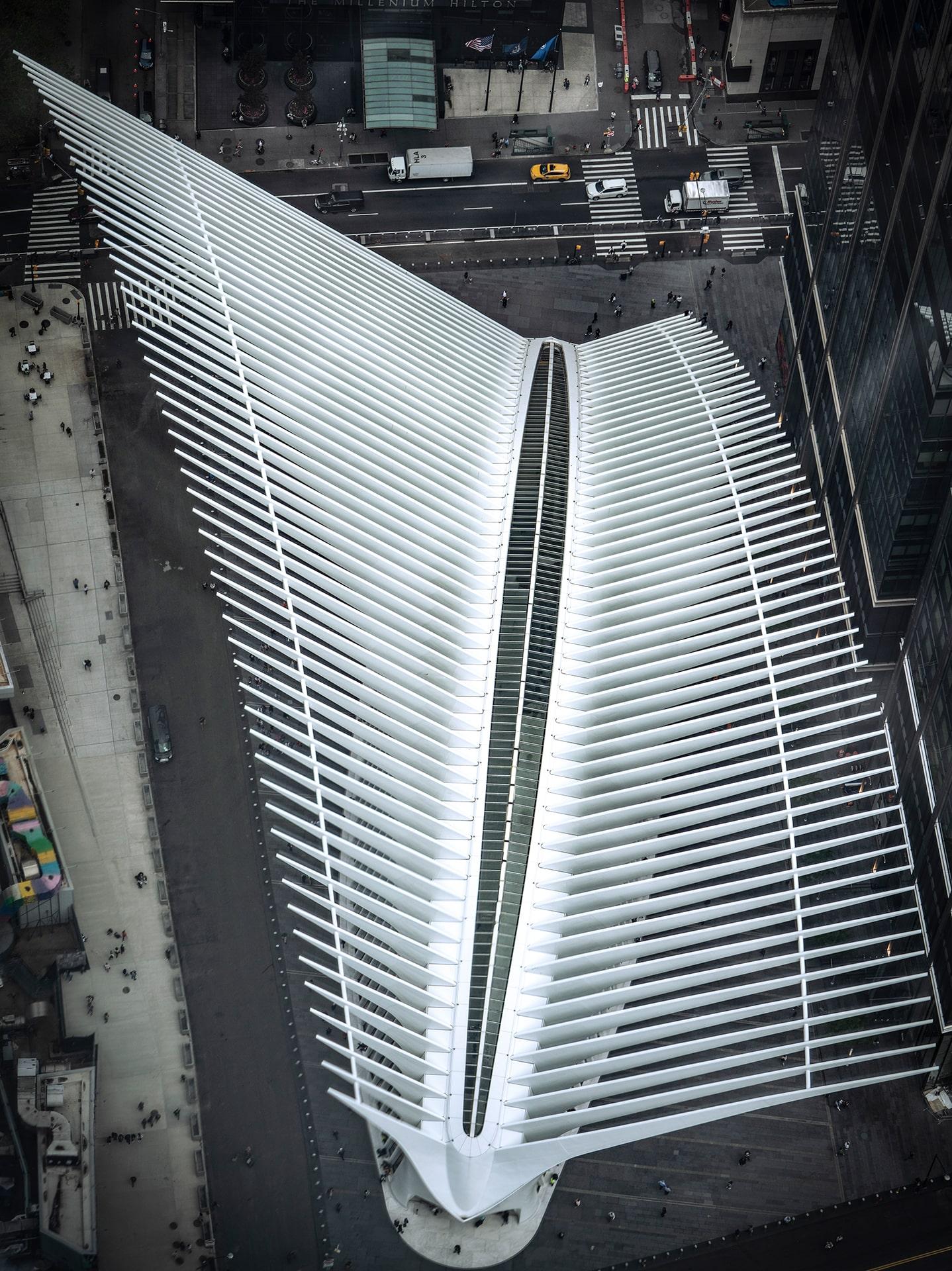 Blog Lifestyle - Gare The Oculus à Ground Zero, New York - Suivre sa Joie - Saskia Parein