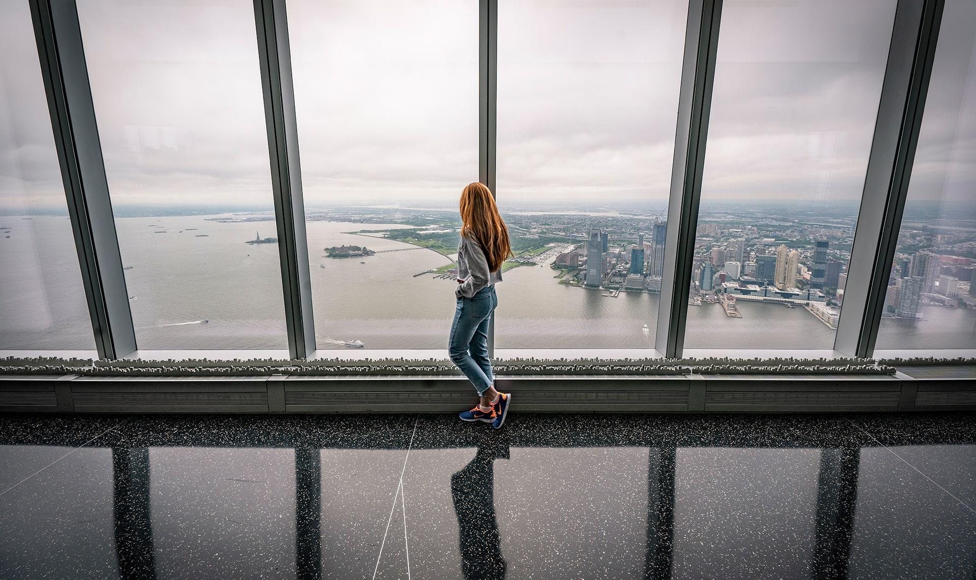 Blog Lifestyle - Observatoire Top of the Rock, New York - Suivre sa Joie - Saskia Parein