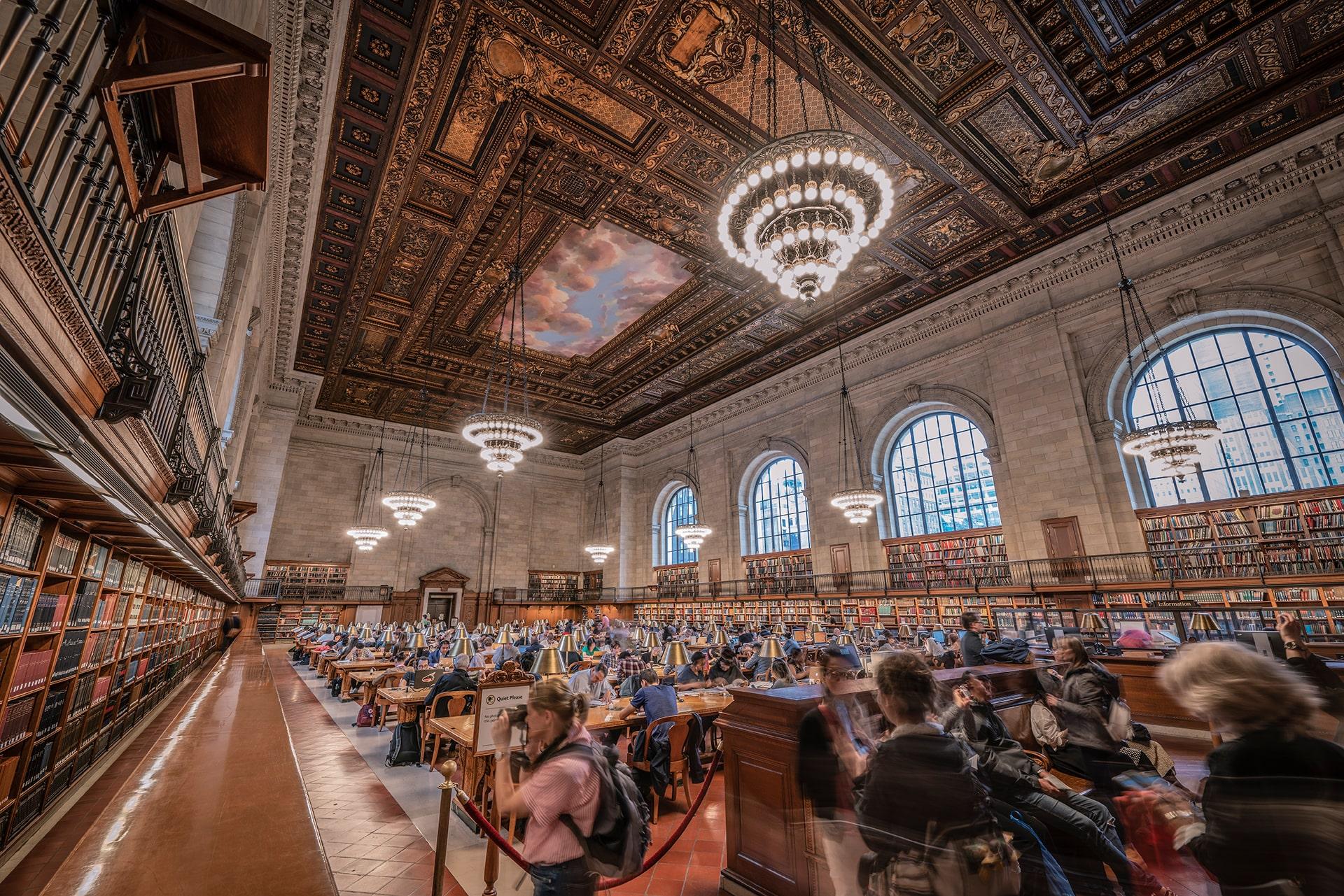 Blog Lifestyle - The New York Public Library - Suivre sa Joie - Saskia Parein