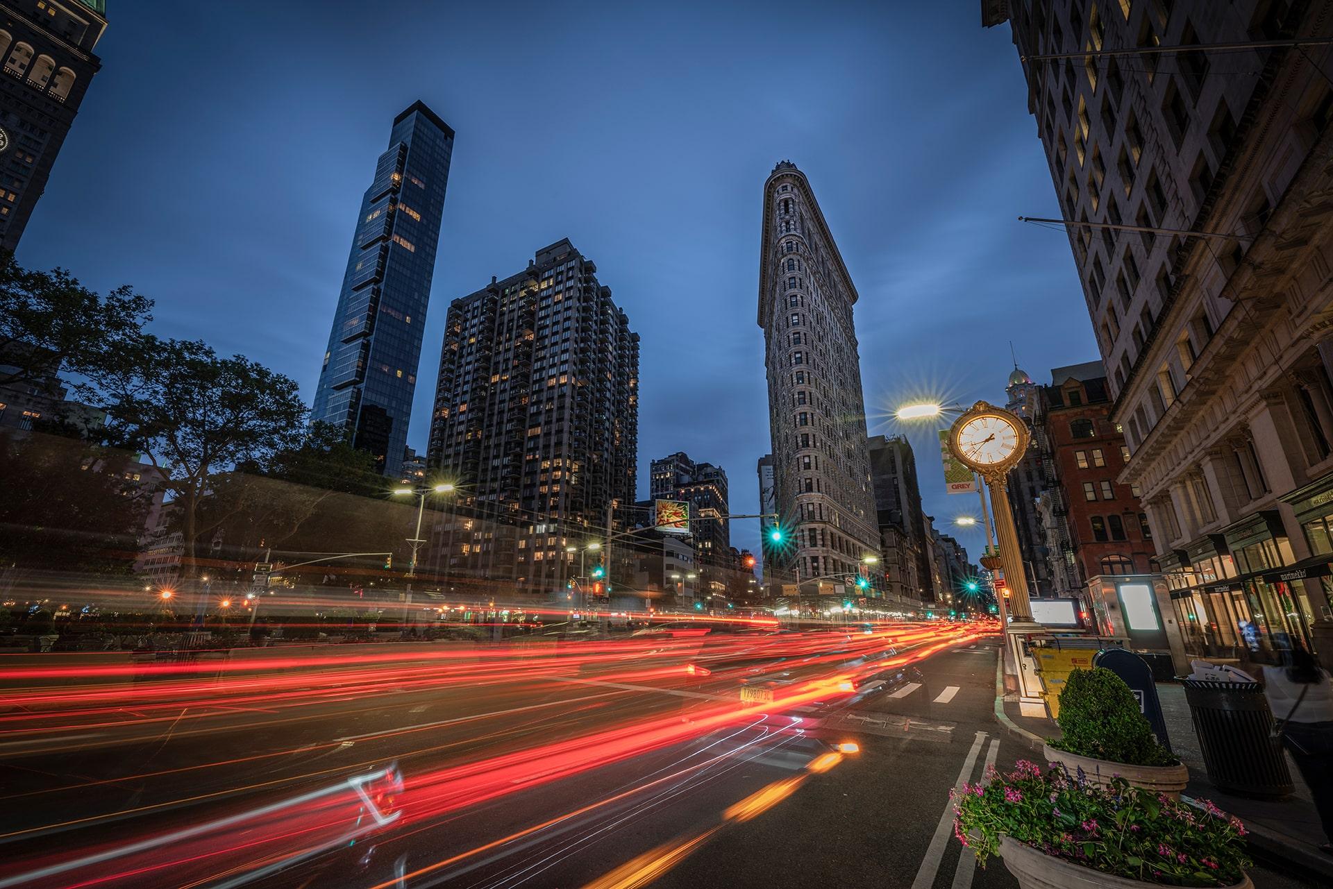 Blog Lifestyle - Flatiron Building, New York - Suivre sa Joie - Saskia Parein