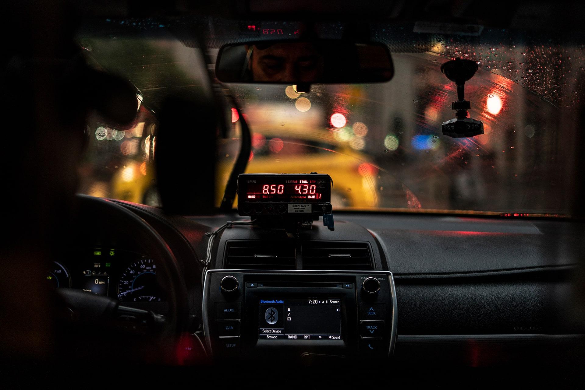 Blog Lifestyle - A New York Yellow Cab - Suivre sa Joie - Saskia Parein