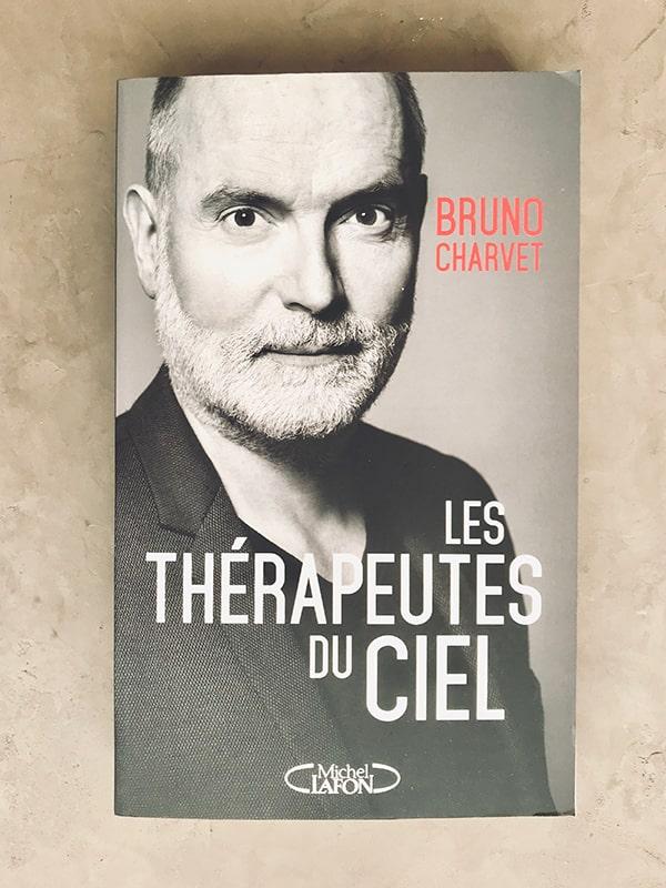 Blog Littéraire - Les thérapeutes du ciel de Bruno Charvet - Suivre sa Joie - Saskia Parein