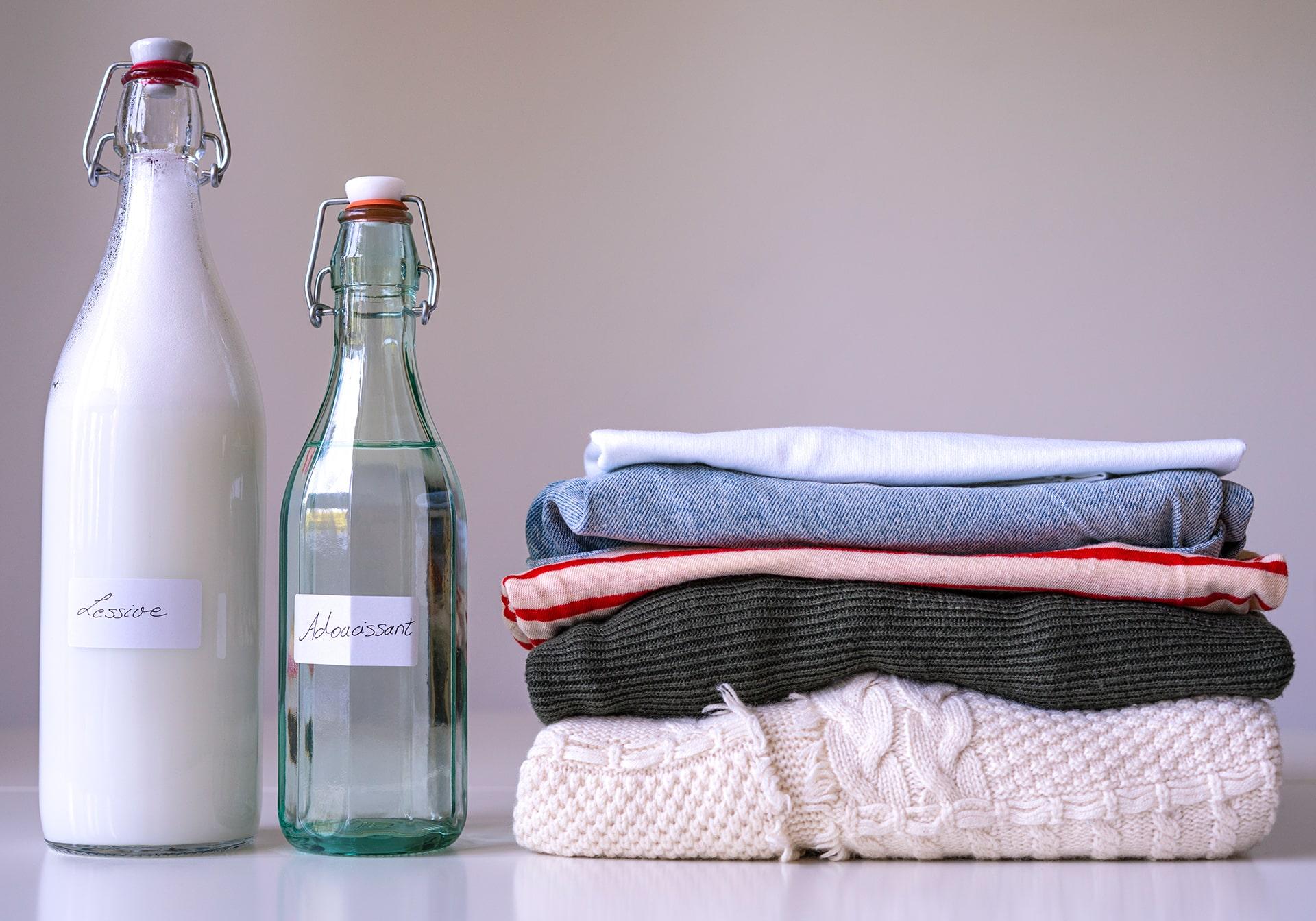 Blog Lifestyle - Tentez la réalisation de votre lessive et adoucissant - Suivre sa Joie - Saskia Parein