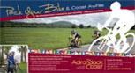 ADK Coast Bike Postcard