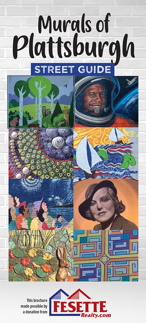 Murals of Plattsburgh - Street Guide
