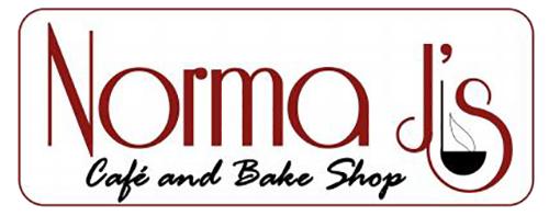 Norma J's Cafe and Bake Shop logo