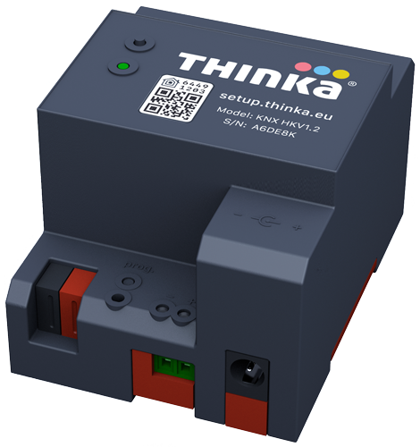 Visual of the strong Thinka computing power