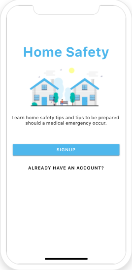 Home Safety App