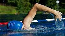 De zwemmersschouder