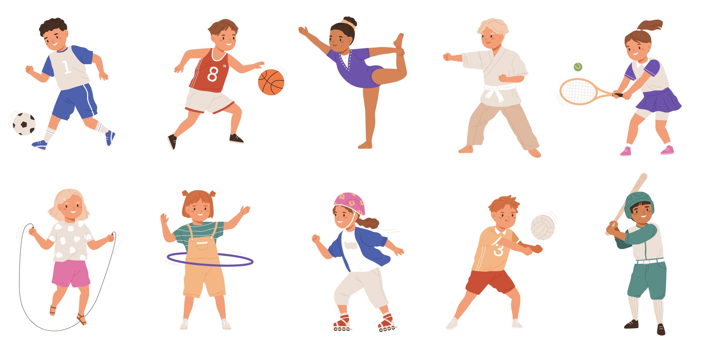 sportblessures bij kinderen
