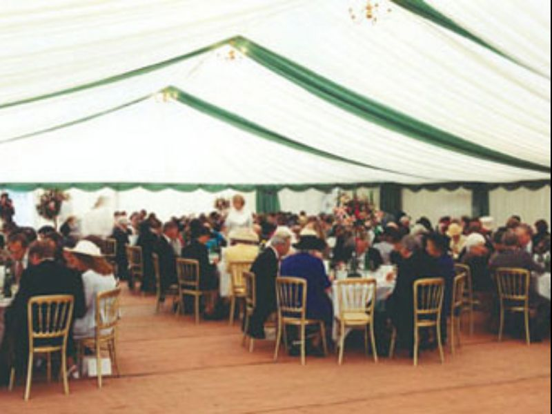 Green Marquee