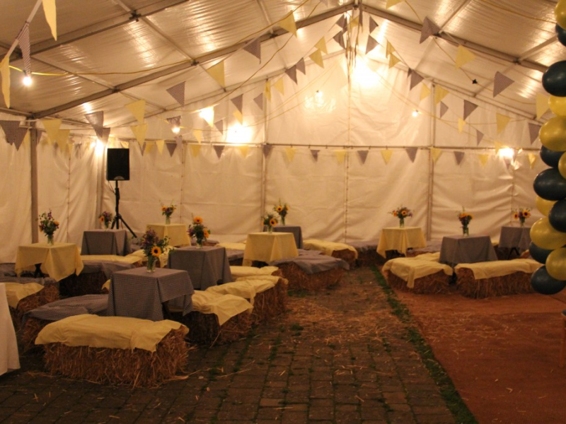 Barn Party Marquee