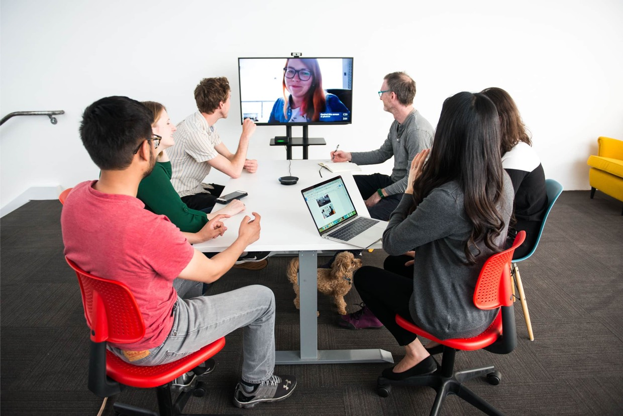 How to set up TV video conferencing in minutes: Our Daily co