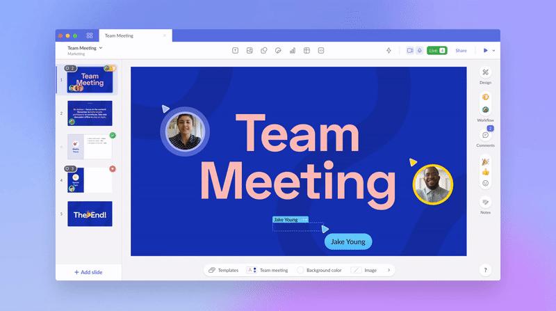 Teamflow illustration
