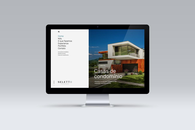 Seletto Casas de condomínio