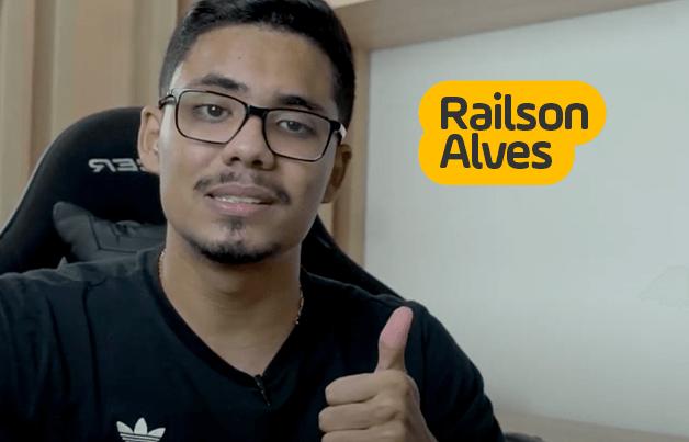 Histórias Elite de Sucesso - Railson Alves