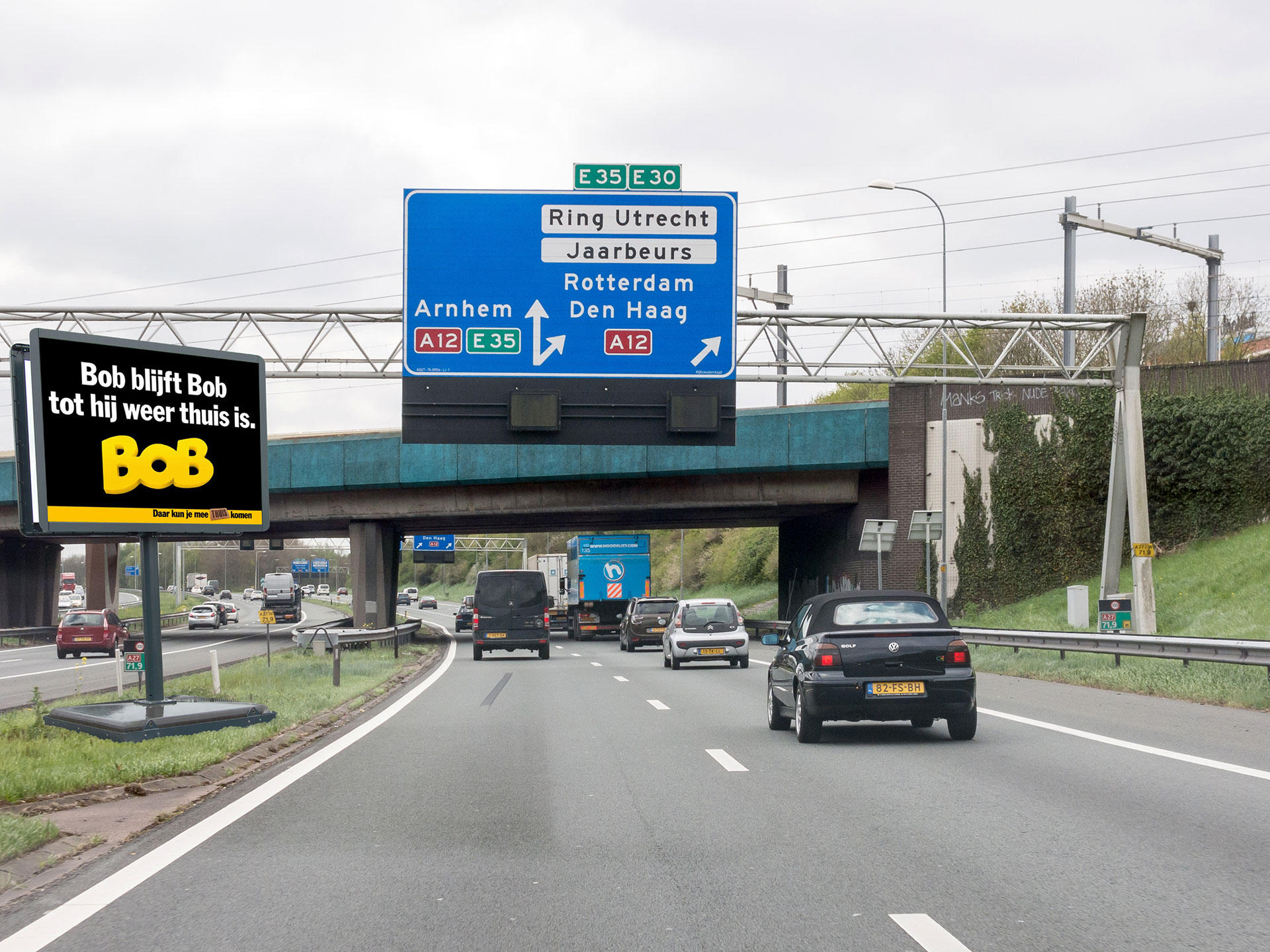 Verkeersledscherm