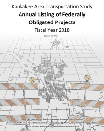 Obligated Project List FY 2018