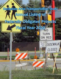 Obligated Projects List FY 2020