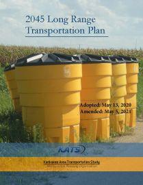 2045 KATS Long Range Transportation Plan Amendment #1