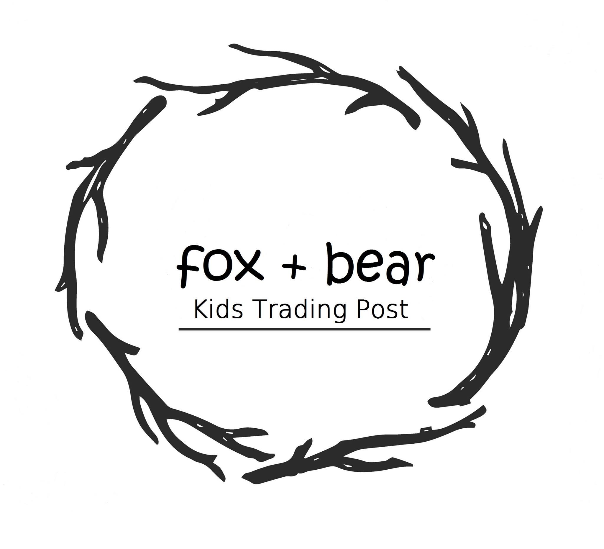Fox & Bear Kid's Trading Post