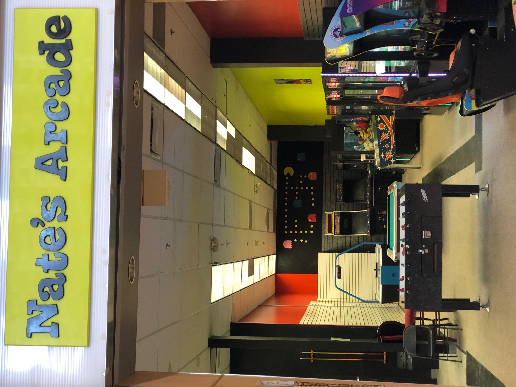 Nate's Arcade