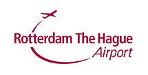 logo Rotterdam The Hague airport