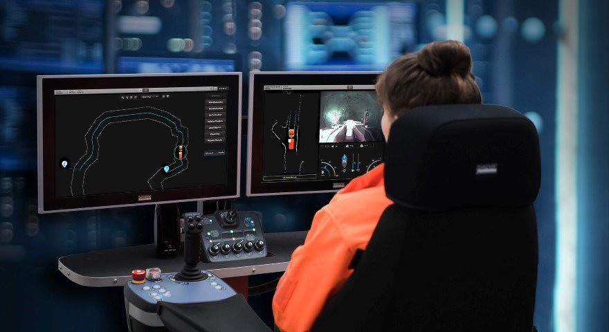 New AutoMine® Lite 2.0 from Sandvik – a leading-edge integrated package for consistent and dynamic mining