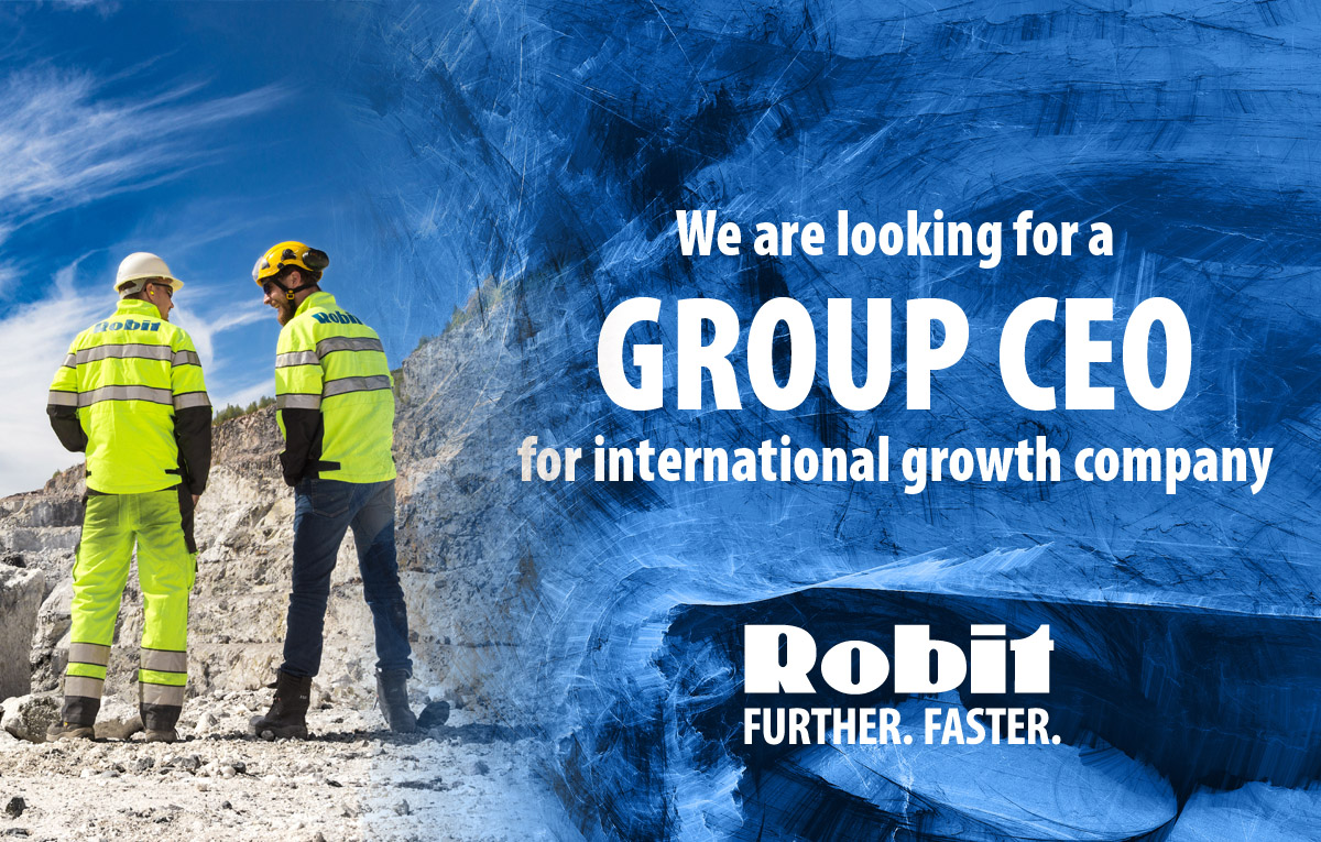 We are looking for a GROUP CEO