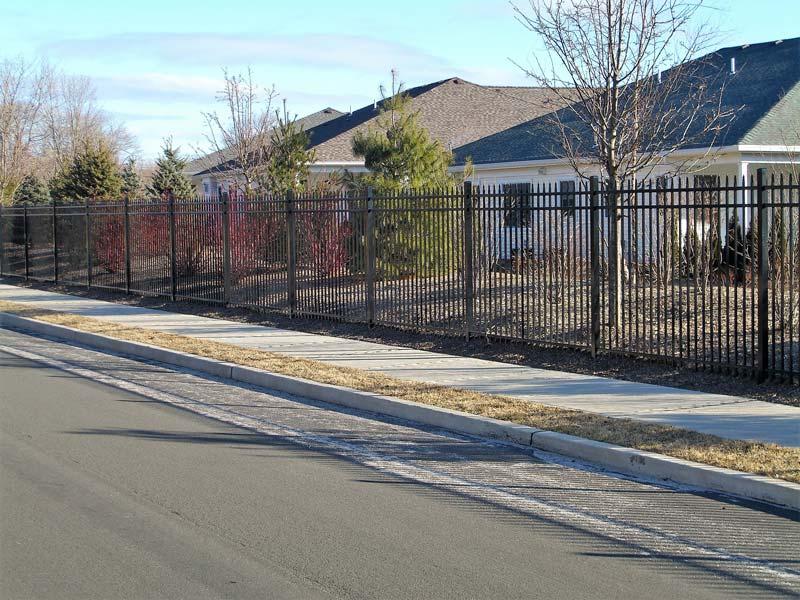 Aluminum Fence Installation in Stony Brook, NY