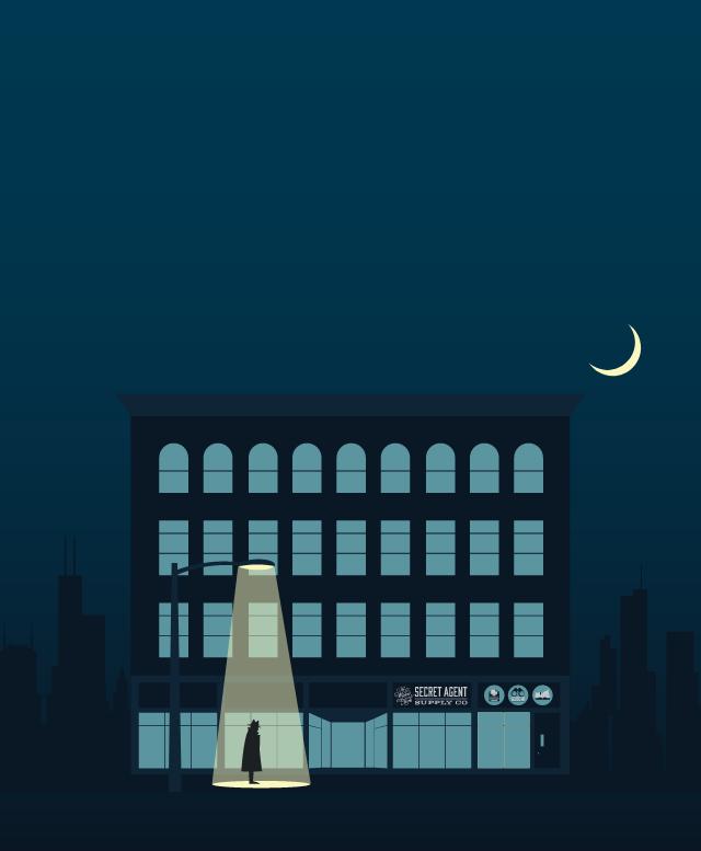 Illustration of 826CHI building