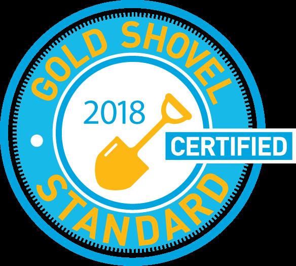 Gold Show Standard certified