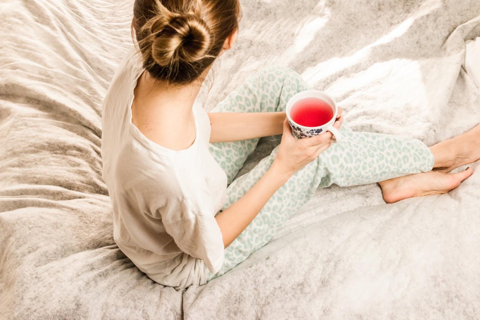 Fall Asleep Fast: the Best Tea for Sleep - Cup & Leaf