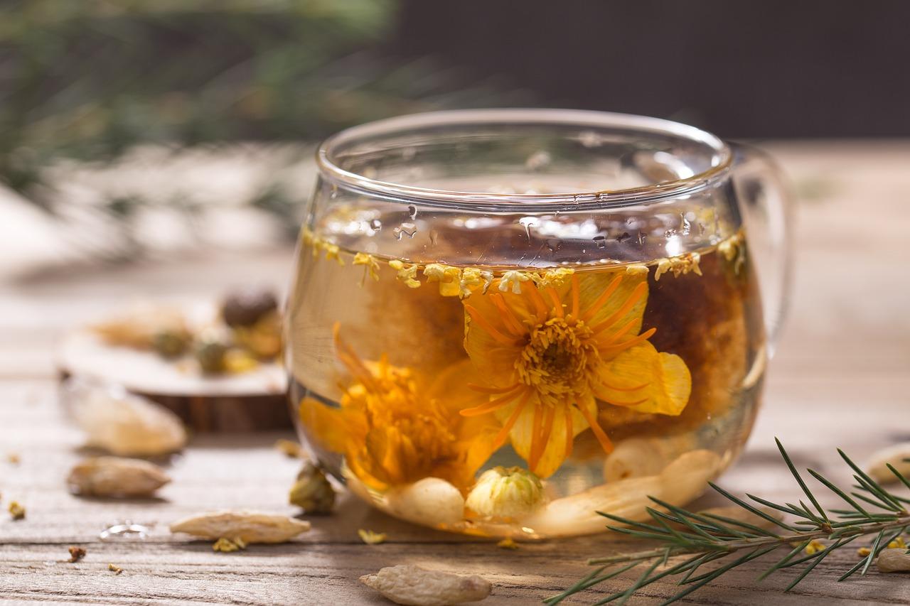 Flavored Teas The Best Jasmine Tea Blends Cup Leaf