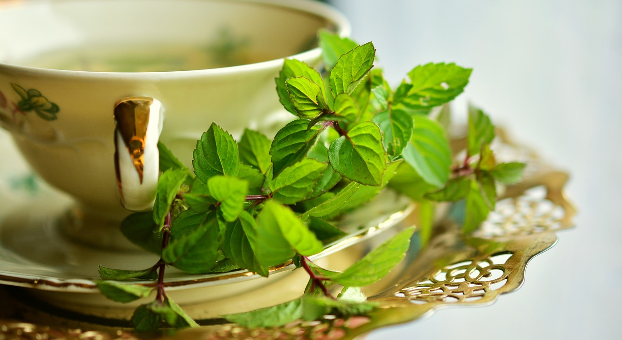 How to Make Authentic Moroccan Mint Tea - Cup & Leaf