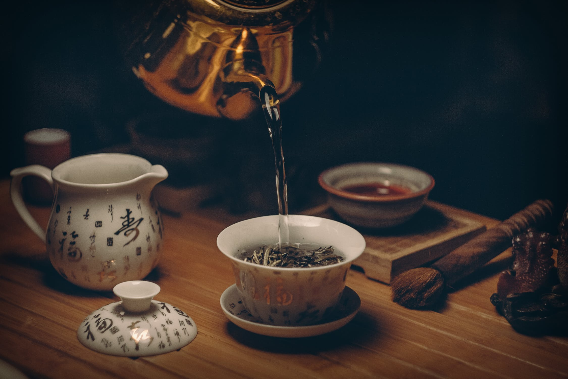 The History of Tea: Steeped in Legend and Consumed in