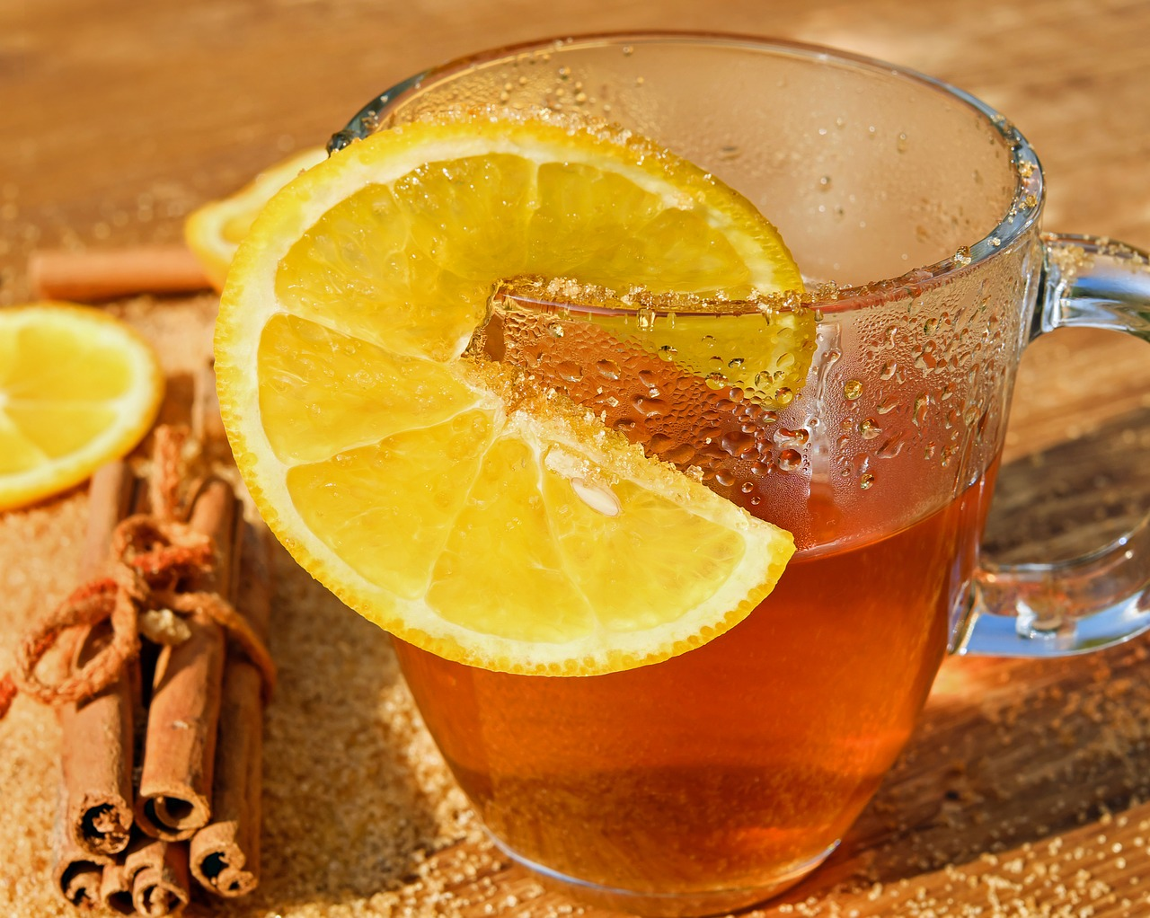 Cinnamon Tea: Benefits for Heart and Immune Health Plus Side