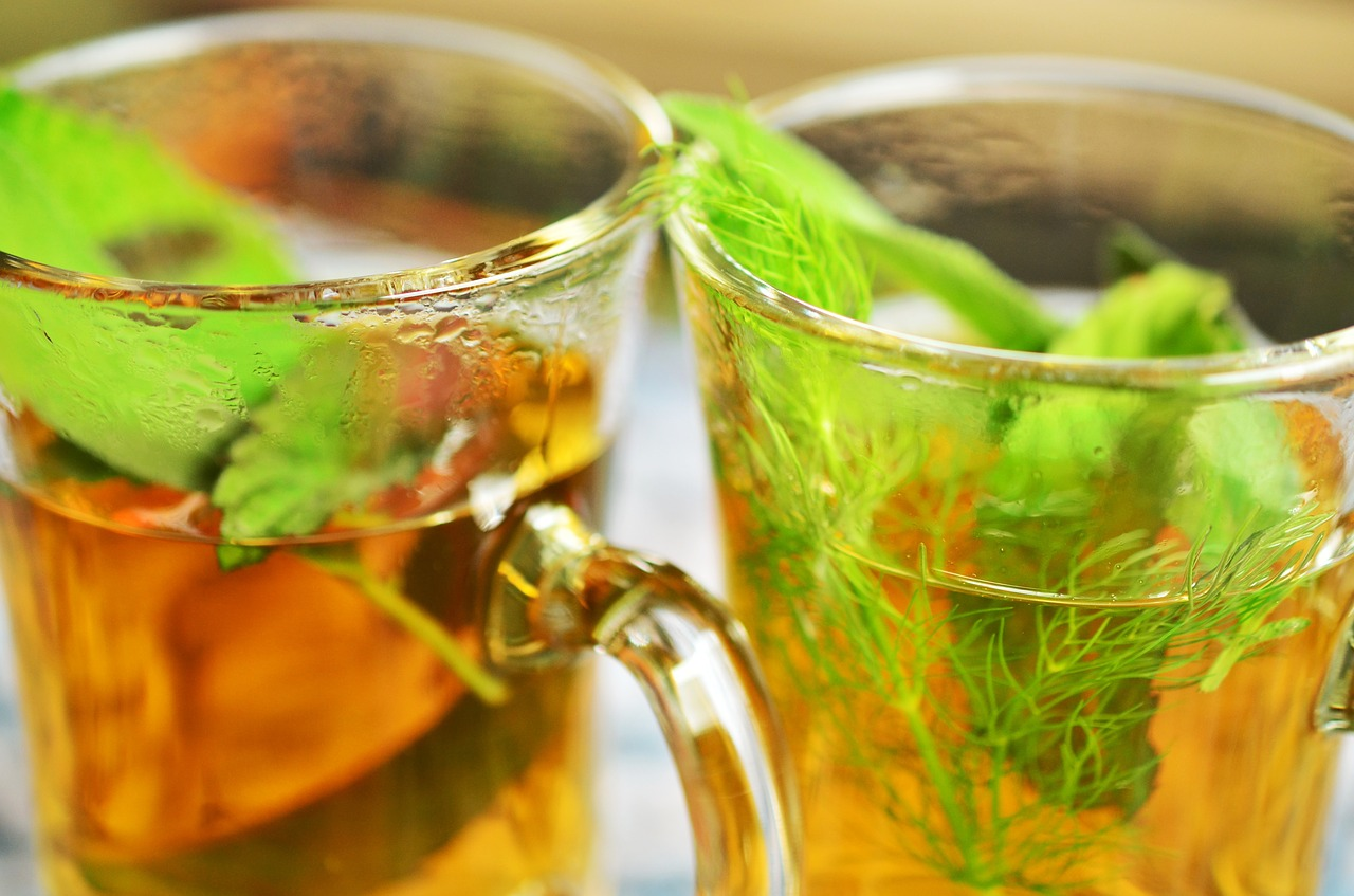 The 8 Best Teas for an Upset Stomach - Cup & Leaf