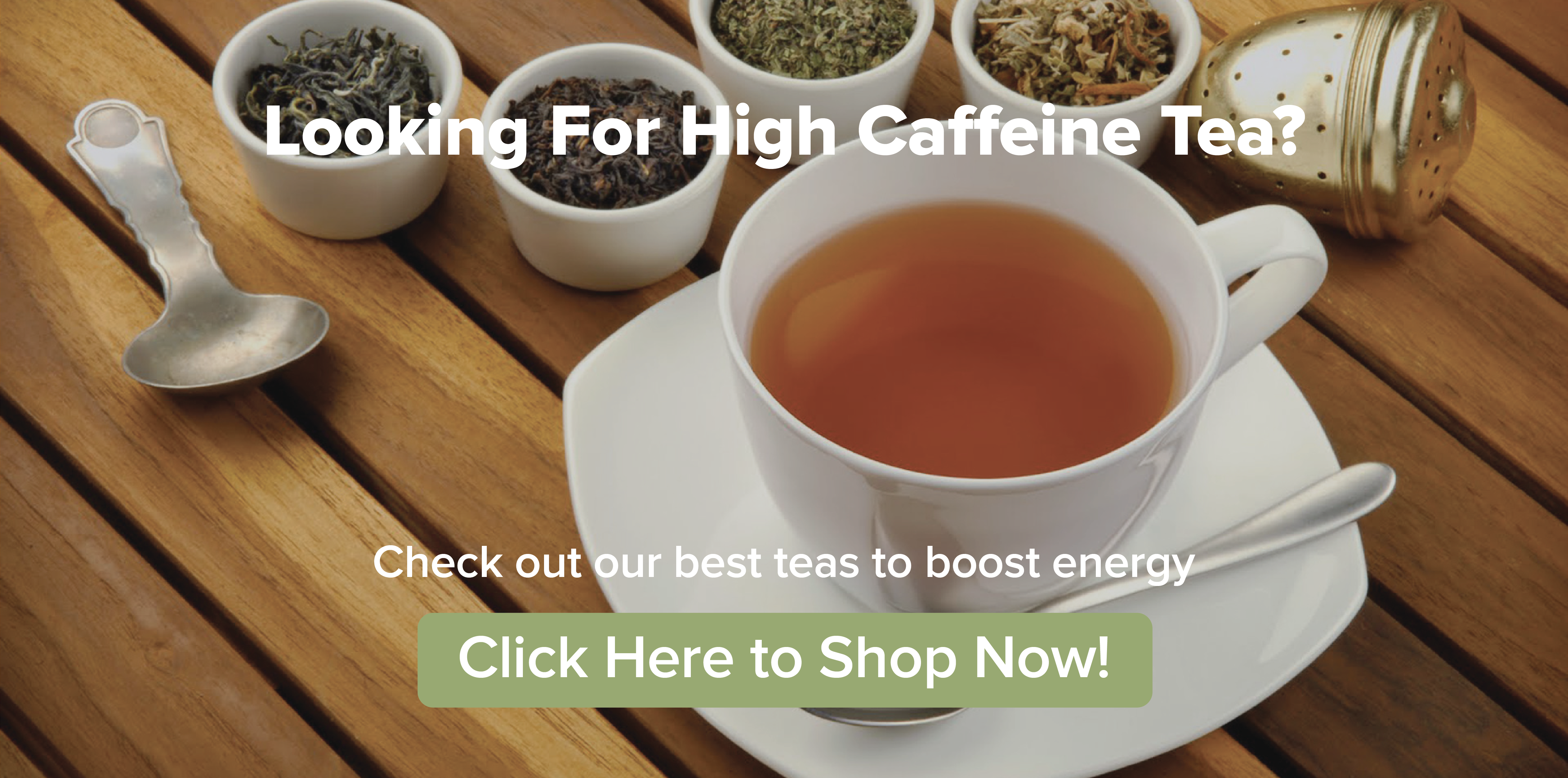 Why You Should Start Your Day With High Caffeine Tea Instead of