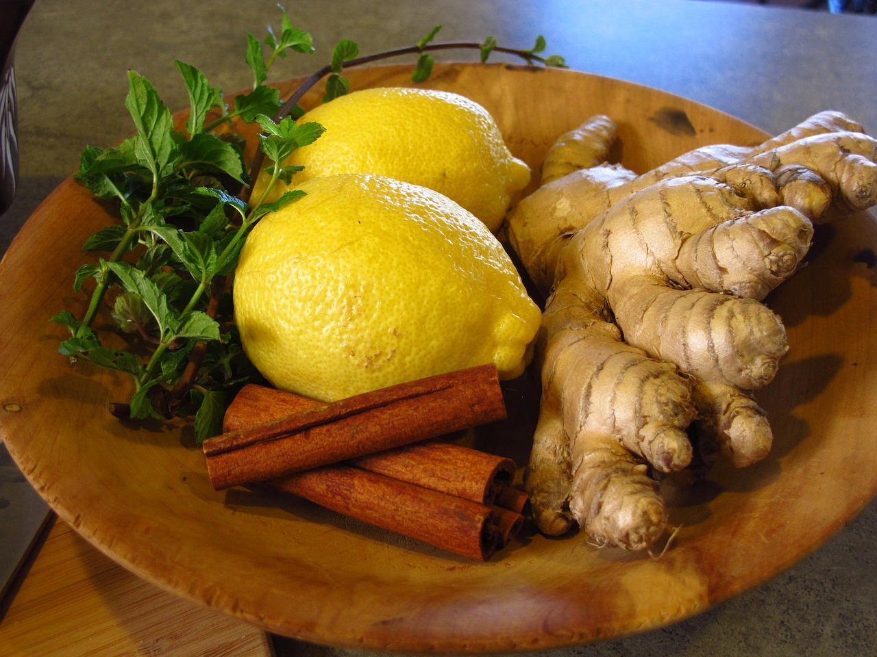 Heal Nausea and 8 Other Ginger Tea Benefits - Cup & Leaf