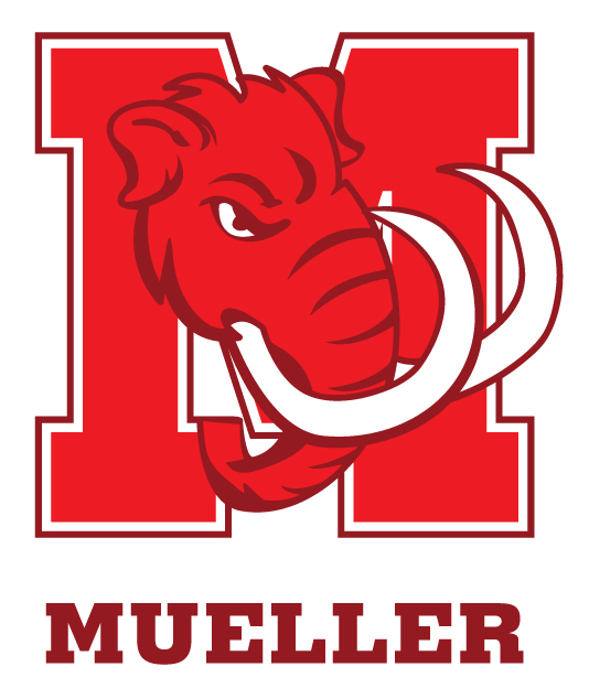 Mueller Mammoths Mascot Image