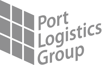 port logistics group logo