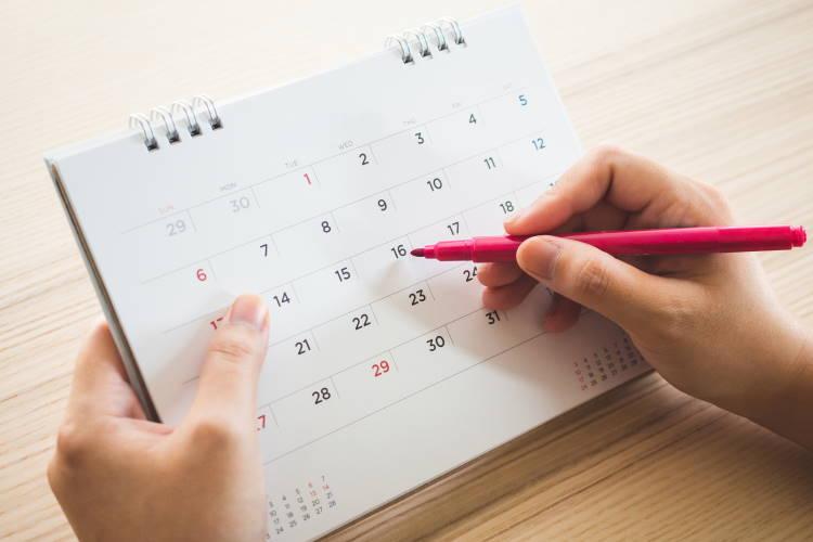 Quelles sont les dates clés de l'assurance emprunteur ?