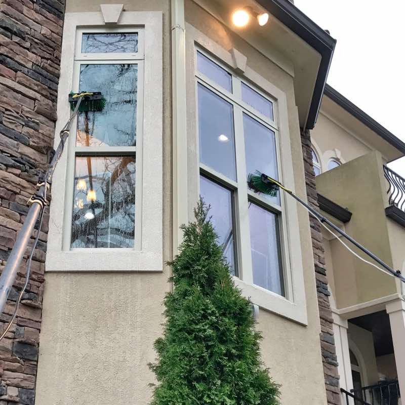 Window Cleaning in Evansville IN