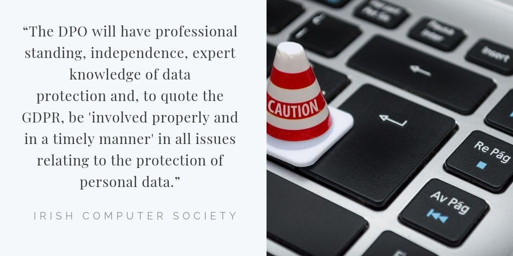 virtual data protection officer quote
